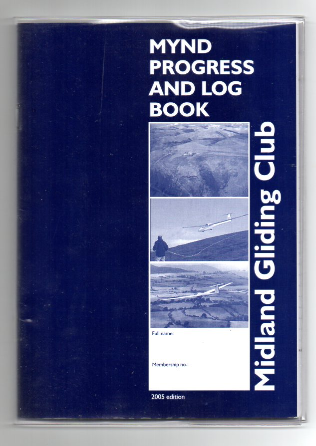 Mynd Log Book001