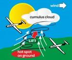 thermal soaring