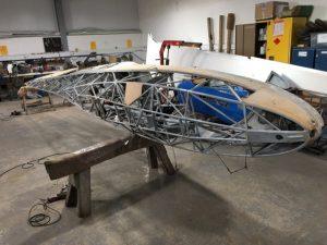 k13 fuselage