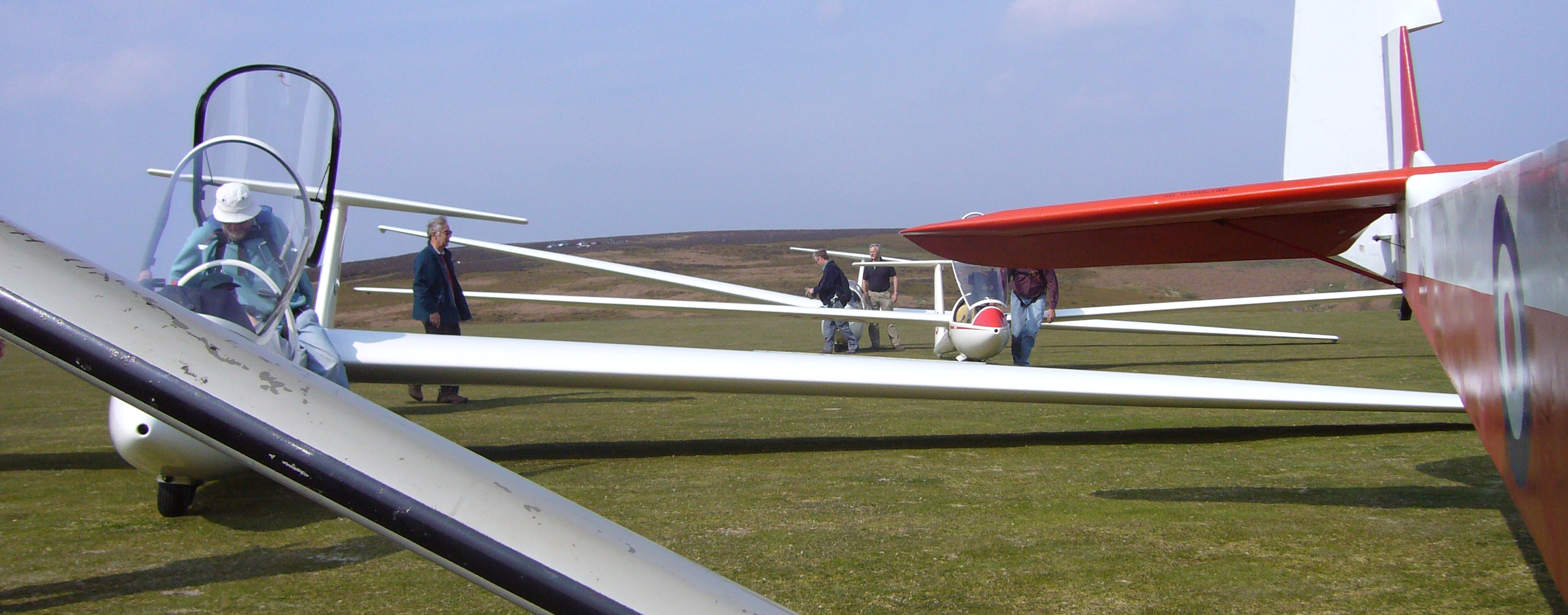 holiday couses at Midland Gliding Club