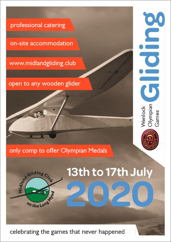 Olympian 2020 Poster A4